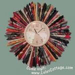 Magazine Clock