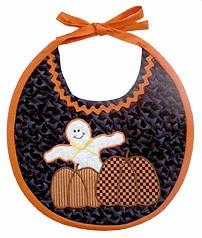 Halloween Bib Pattern