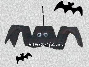 egg carton bat