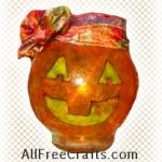 pumpkin ivy bowl