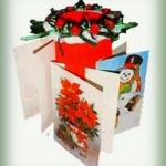 Pringle Card Holder
