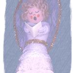 Christmas Choir Angel
