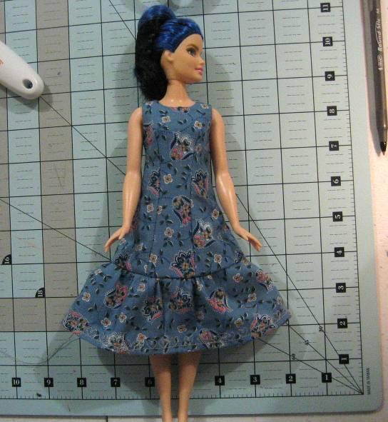 curvy princess dress