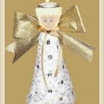 Angelic Candle Holder
