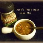 Three Bean Soup
