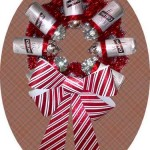 Beer Can Wreaths