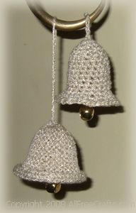 knitted bells