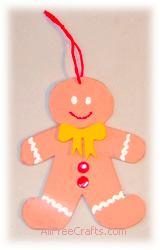 image relating to Gingerbread Man Patterns Printable known as Gingerbread Gentleman Behavior