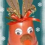 Pot Reindeer