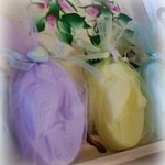 homemade baby shower soaps