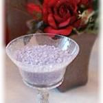 sea salt potpourri and bath salts