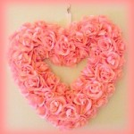 Heart of Roses Wreath