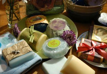 spice tea soaps