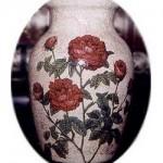 crackle rose