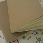 Cereal Box Journal