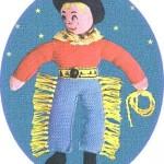 Cowboy Doll
