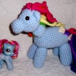 crochet my pony pattern