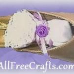 Spoon Shoe Sachet