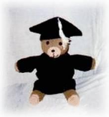 teddy bear grad