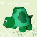 Terra Cotta Turtle