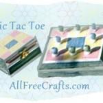 Trinket Box Tic Tac Toe