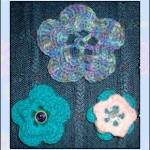 crochet flowers variations