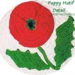 Poppy Motif