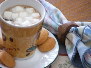 cinnamon hot chocolate