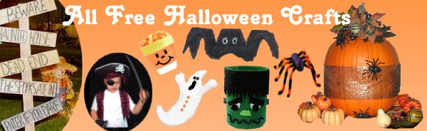 Free Halloween Craft Projects
