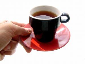 beautiful cup of tea