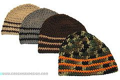 Crochet Beanie Hat Pattern 66c85b9bee4