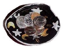 clam change holder