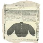 1904 Doll Sweater