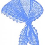 victorian neckerchief
