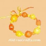 breadcrumb bead bracelet