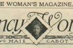 fancy work 1904 headline