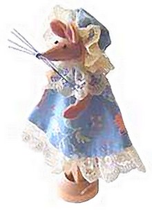 clothespin mouse side view