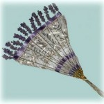 lavender fan