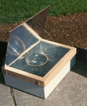 How to Make a Solar Cooker and Learn Basic Solar Cooking