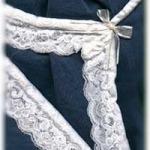 Lace Clothes Hanger