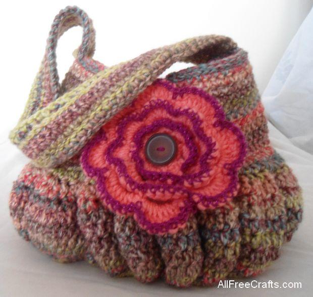 Free Crochet Hobo Bag Pattern