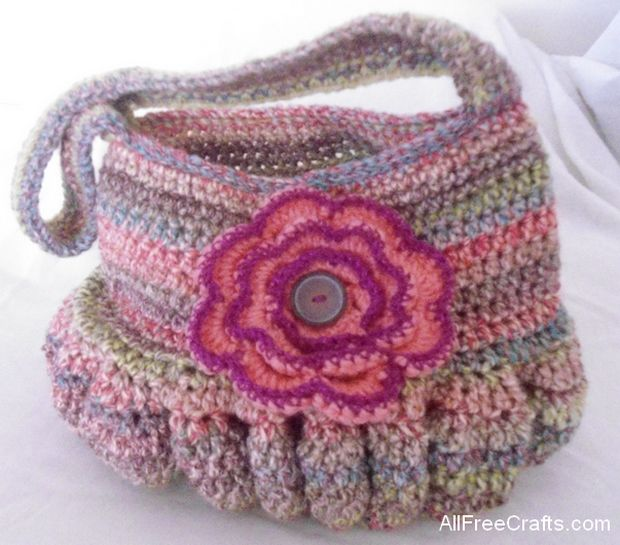 Free Crochet Patterns to Make Bags, Cozies, Totes and Purses