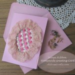Woven Ribbon Cards