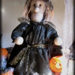 soft sculpture witch