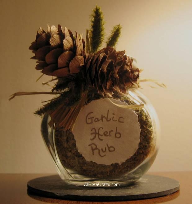 Garlic Herb Rub – Homemade