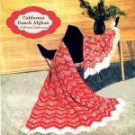 California Ranch Crocheted Afghan Pattern - AllFreeCrafts