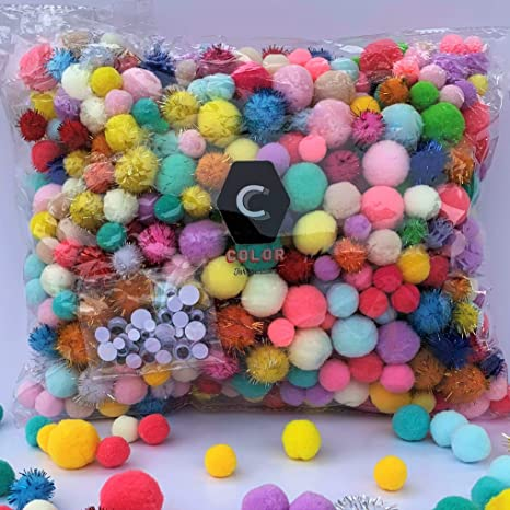 Craft Pompoms