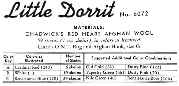 little dorrit wool