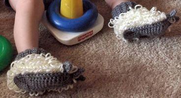 Bernat: Pattern Detail - Mosaic - Last Minute Scarf (crochet)