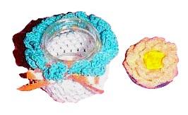Jar Lid Covers Crochet Patterns | eBay